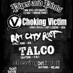 31/07/2012 - Choking Victim + Pipes and Pints